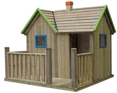 Speelhuisjes in hout online kopen bij texas.be