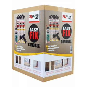 RECTAVIT EASY FIX NBS 17M² COMBIBOX