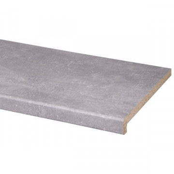 CD/VENSTERBANK 38MM 302X29CM BETON GRIJS