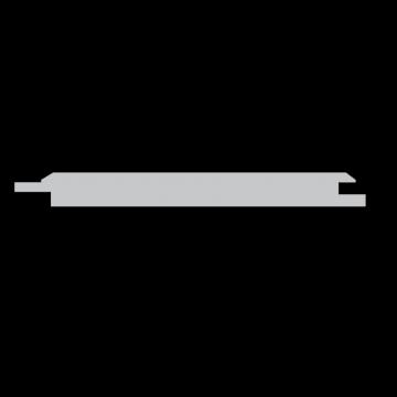 GEVELBEKLEDING IROKO PLANCHET 15X120MM