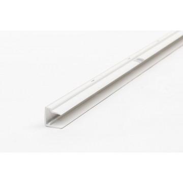 PVC-AFSLUITPROFIEL U16P WIT 1053MM
