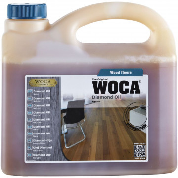 WOCA DIAMOND OIL ACTIVE NATUREL 250ML