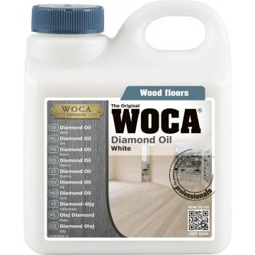 WOCA DIAMOND OIL ACTIVE WIT 1L