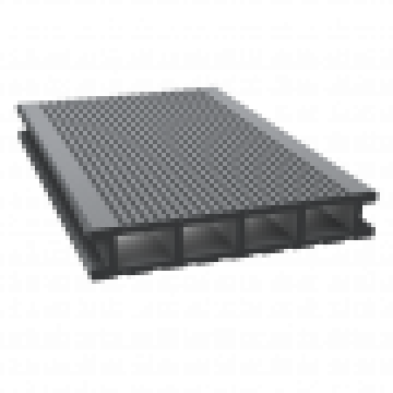 DUOFUSE TERRAS HOLLE PLANK - GERIBBELD GRAPHITE BL