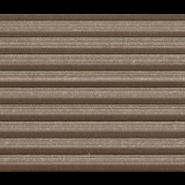 DUOFUSE OMHEINING DEUR TROPICAL BROWN 2.0M
