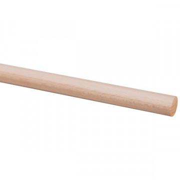 Ronde stok beuken Ø 18mm 100cm