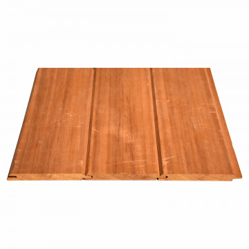 THERMOWOOD AYOUS 18X145MM V-GROEF PLANCHET