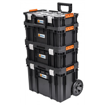 IV KOFFERSYSTEEM 2 SET ORGANISER + BOX 2 200 +BAK2