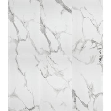 RIGID WALL WHITE MARBLE 5X375X650MM