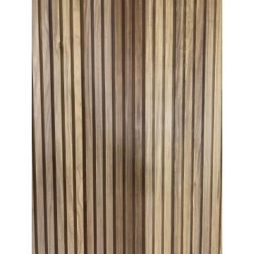 GEVELBEKLEDING AFRORMOSIA PLANCHET TRIPLE 24X145MM