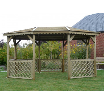 Tuinhuis Kiosk  Pavilion 4458X3409