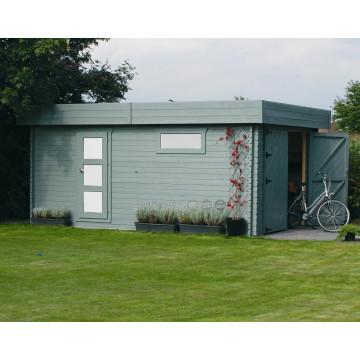 Solid Garage Moderne 40mm