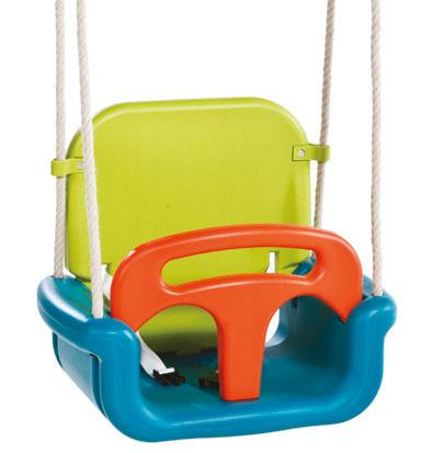 Schommel Met Babyzitje.Speeltoestel Schommel 7 Haken Woodcenter Be