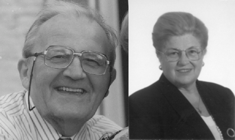 Michel Gheysen en Christiane Kerckhof